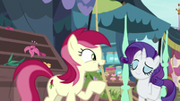 """Rose """"what can we do for you?"""" S7E19"""