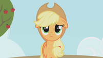Sad Applejack S1E4