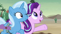 Starlight -can't get away from each other- S8E19