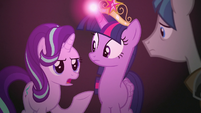 Starlight -if there's one pony in Equestria- S7E26
