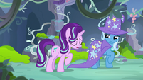 Starlight Glimmer sighing heavily S7E17