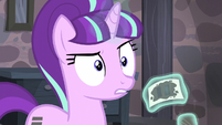 Starlight hears something S5E02