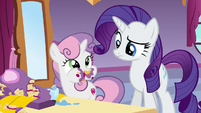 "Sweetie Belle ""better than the cake cake"" S6E15"