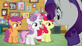 """Sweetie Belle """"what are you doing here?"""" S7E6.png"""