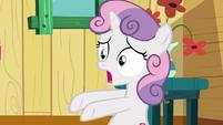 Sweetie Belle incredulous --how-!-- S6E19