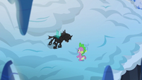 Thorax in despair S6E16
