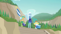 Trixie, Snips, and Snails leaving the beach EGFF.png