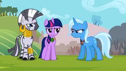Trixie accepts a second duel S3E05