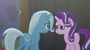 Trixie y Starlight tristes T6E6