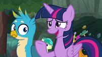Twilight -just having a little disagreement- S8E17