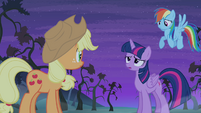 Twilight -this was actually our fault- S4E07