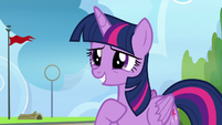 "Twilight Sparkle ""help from my friends"" S6E24"