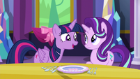 "Twilight Sparkle ""that's the best part!"" S6E6"