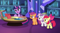 Twilight Sparkle --any creature other than a pony-- S6E19