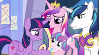 "Twilight declares Flurry ""Equestria's last hope"" S9E25"