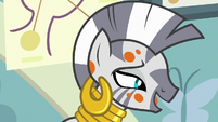 "Zecora ""these things happen all the same"" S7E20"