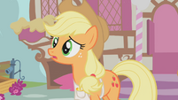 "Applejack ""You forgot your change!"" S1E12"