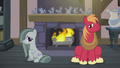 Big Mac and Marble near the fireplace S5E20.png