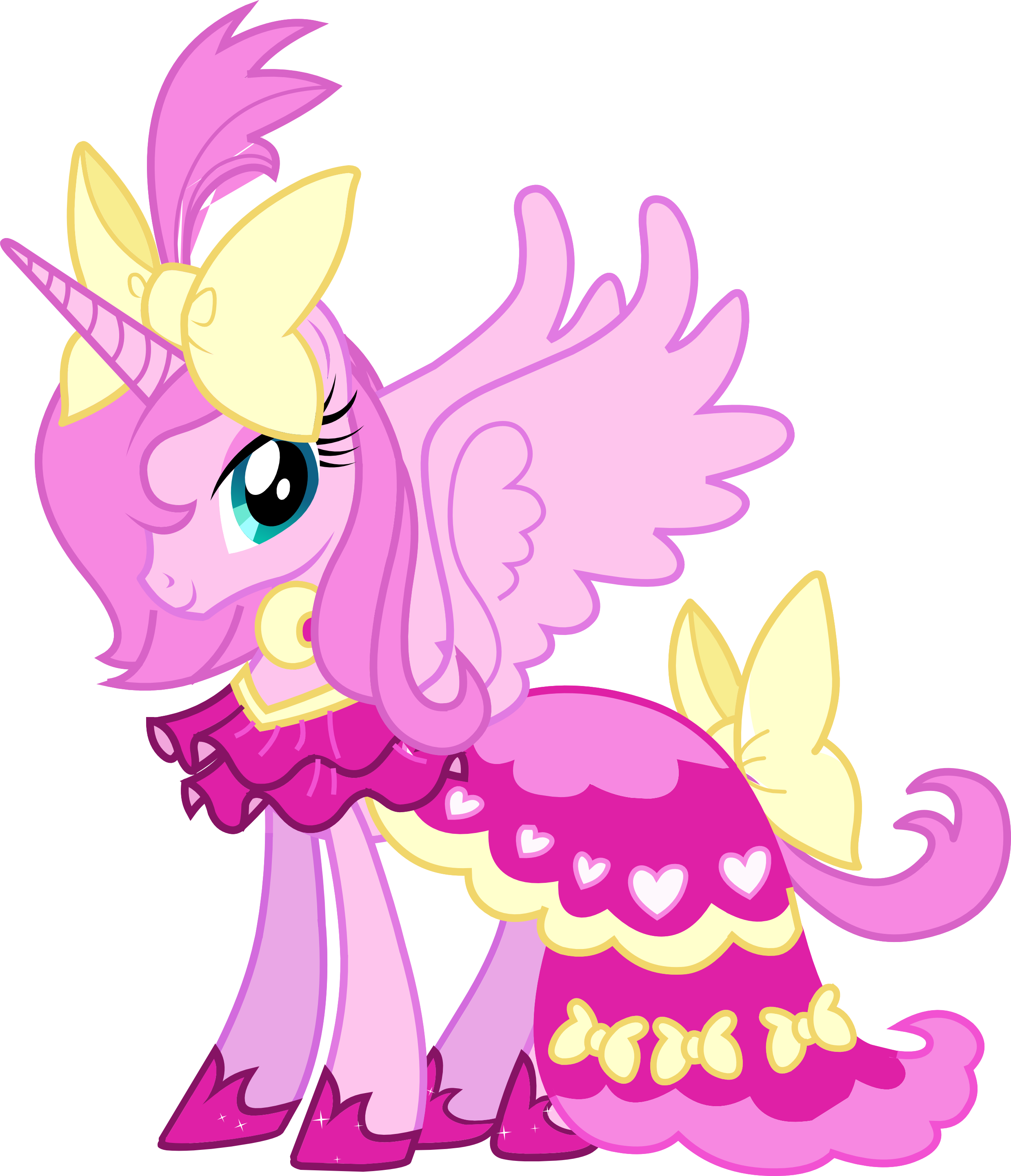 image castle creator princess luna pink makeover png my little