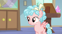 Cozy Glow looking at Counselor Starlight S8E12