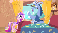 Discord wiping on shield S4E11