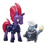 FiM Collection Tempest Shadow & Grubber Small Story Pack