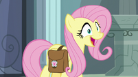 "Fluttershy ""I read them all!"" S9E21"