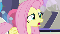"Fluttershy nervous ""it is?"" S8E4"