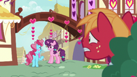 Mrs. Cake -just be honest with him- S8E10