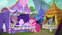 Pinkie Pie requesting bigger cotton candy S6E7