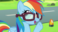 Rainbow Dash --I'm always finding so much-- S6E7