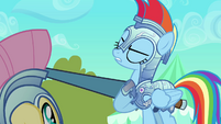 Rainbow Dash -The fate of an entire empire rests on us- S3E02