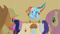 Rainbow Dash angry S2E08