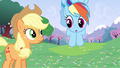 Rainbow Dash is she serious S2E25.png
