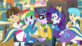 Rainbow and Rarity singing together EG.png