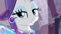 Rarity 'Chic!' S4E13