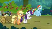 Rarity -oh, that's not mine- S8E13