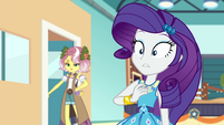 Rarity surprised by AJ's accusation EGROF