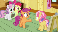 "Scootaloo ""you'll find a ton more stuff you like"" S7E21"