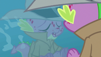 Spike -hey there, not handsome- S8E11