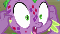 Spike -we have to get help!- S8E11