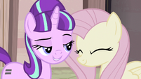 Starlight -until their cottage is completed- S5E02