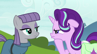 Starlight trying to remember when she met Maud S7E4