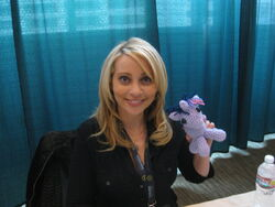 Tara Strong - Emerald City Comicon 2012