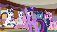 "Twilight ""I don't want the vacation to end"" S7E22"