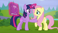 "Twilight ""we just needed each other"" S5E23"