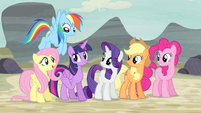 Twilight and friends -it sent US- S5E2
