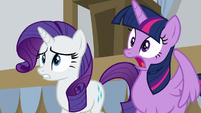 Twilight shocked to see Neighsay S8E16