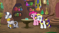 "Zecora ""any number of troublesome ticks"" S7E19"
