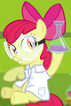 Apple Bloom scientist ID S4E15